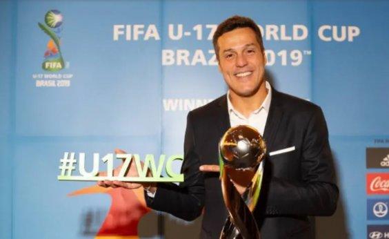 [Brasil entra na rota dos grandes torneios internacionais de futebol com aval da Fifa]