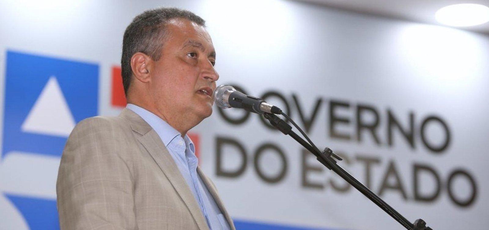 ['Falo a partir do local que governo', diz Rui após entrevista de Lula]
