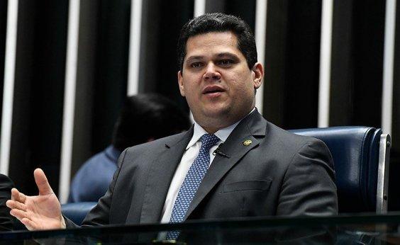 [Senado questionará no STF ação da PF no gabinete de líder do governo, diz Alcolumbre]