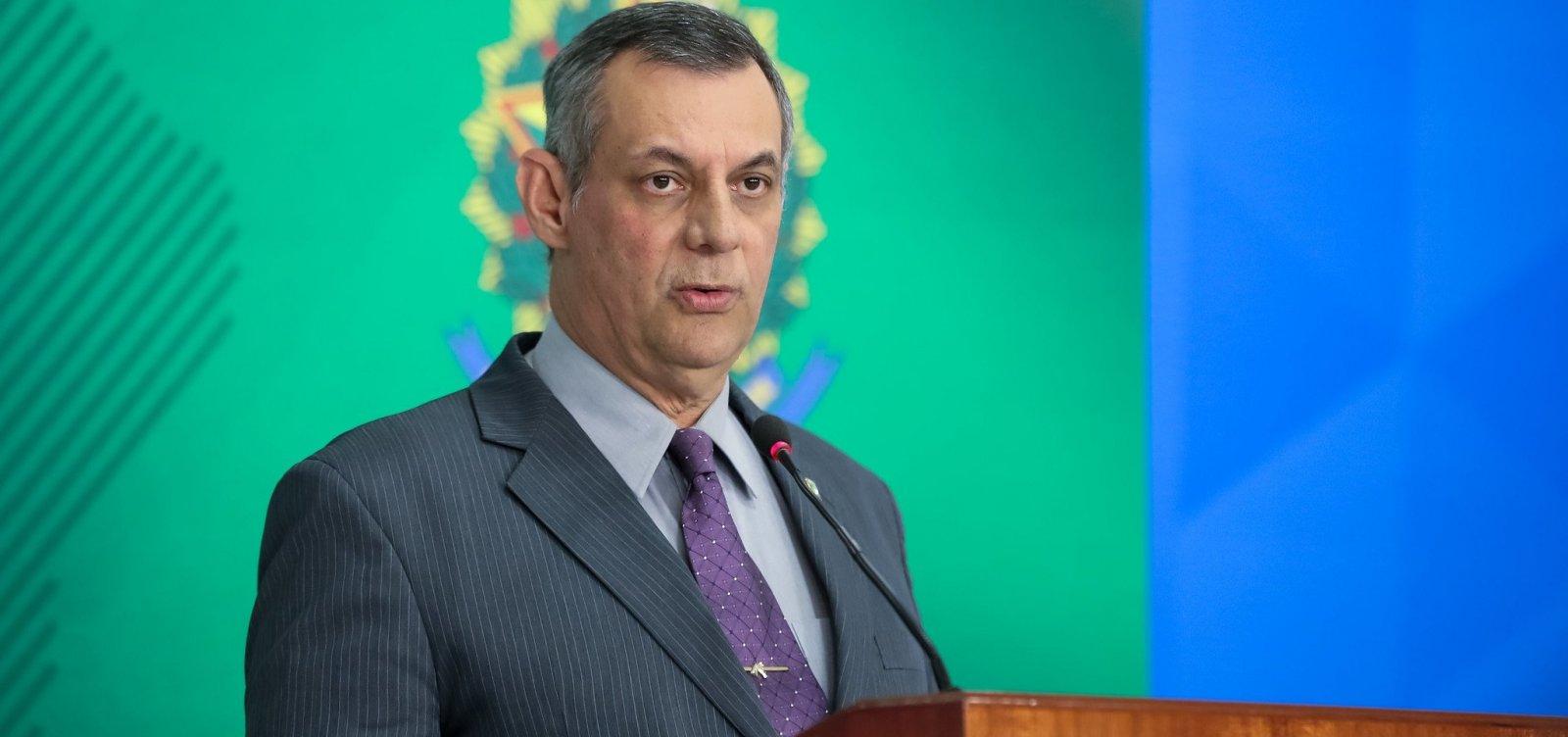 [Bolsonaro definirá futuro de Bezerra Coelho quando voltar dos EUA, diz porta-voz]