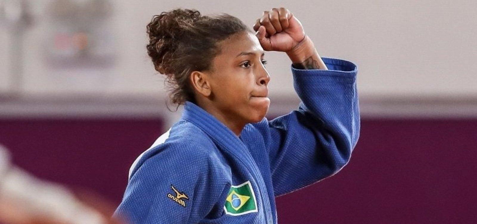 [Ouro nas Olimpíadas do Rio, Rafaela Silva é flagrada no exame antidoping]