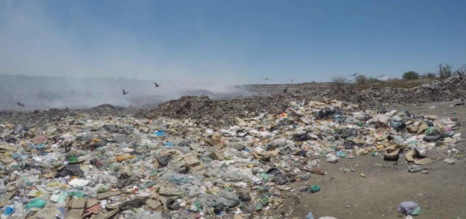 [Campo Formoso: MP denuncia prefeitura por descarte irregular do lixo e pede multa de R$ 10mi]