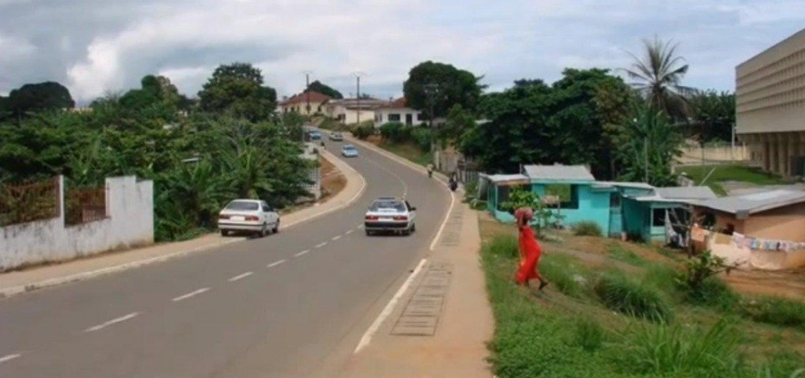 [Maior cidade da Guiné Equatorial completa três semanas sem água]