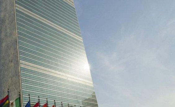 [Jovens pedem 'justiça climática' e renovação política na ONU]