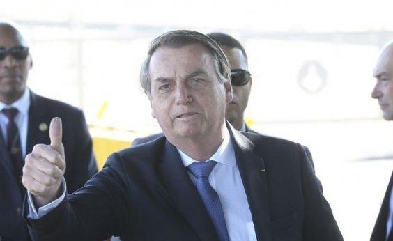 [Bolsonaro convida representante indígena para viagem à ONU]