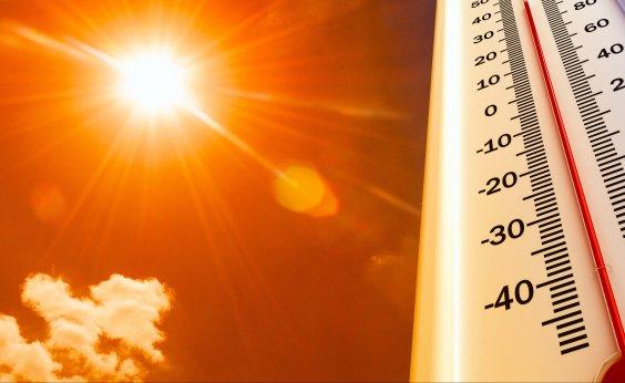 [Temperatura mundial dos últimos 5 anos tem maior média da história]