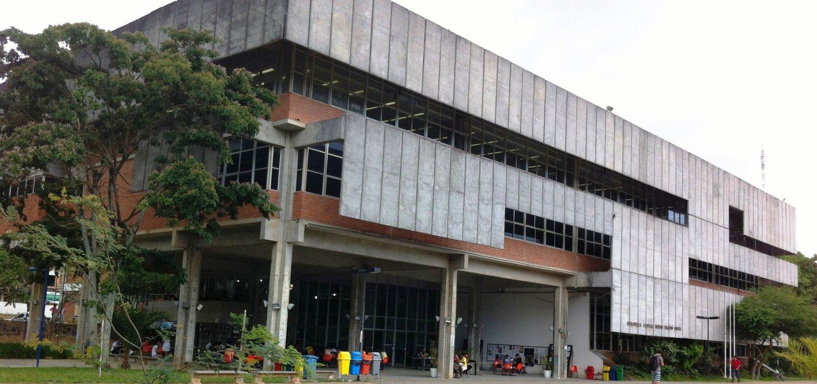[Bibliotecas da Ufba passam a fechar mais cedo e deixam de abrir aos fins de semana]