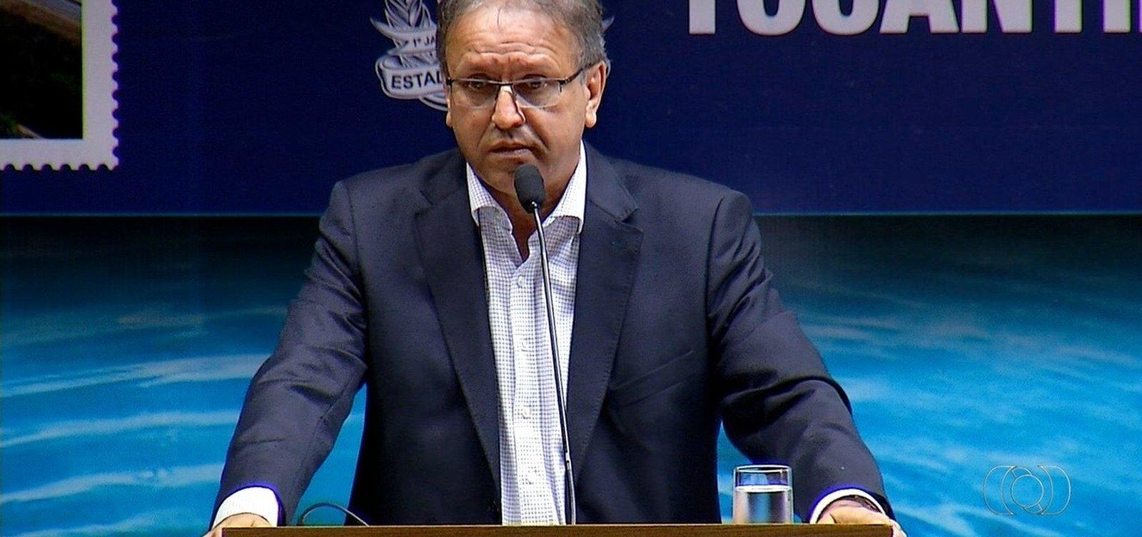 [PF prende ex-governador do Tocantins Marcelo Miranda]