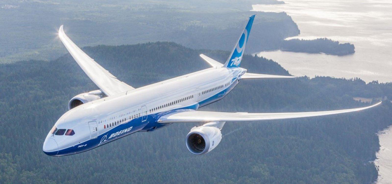 [Salvador contará com nova aeronave da Dreamliner a partir de 2020]