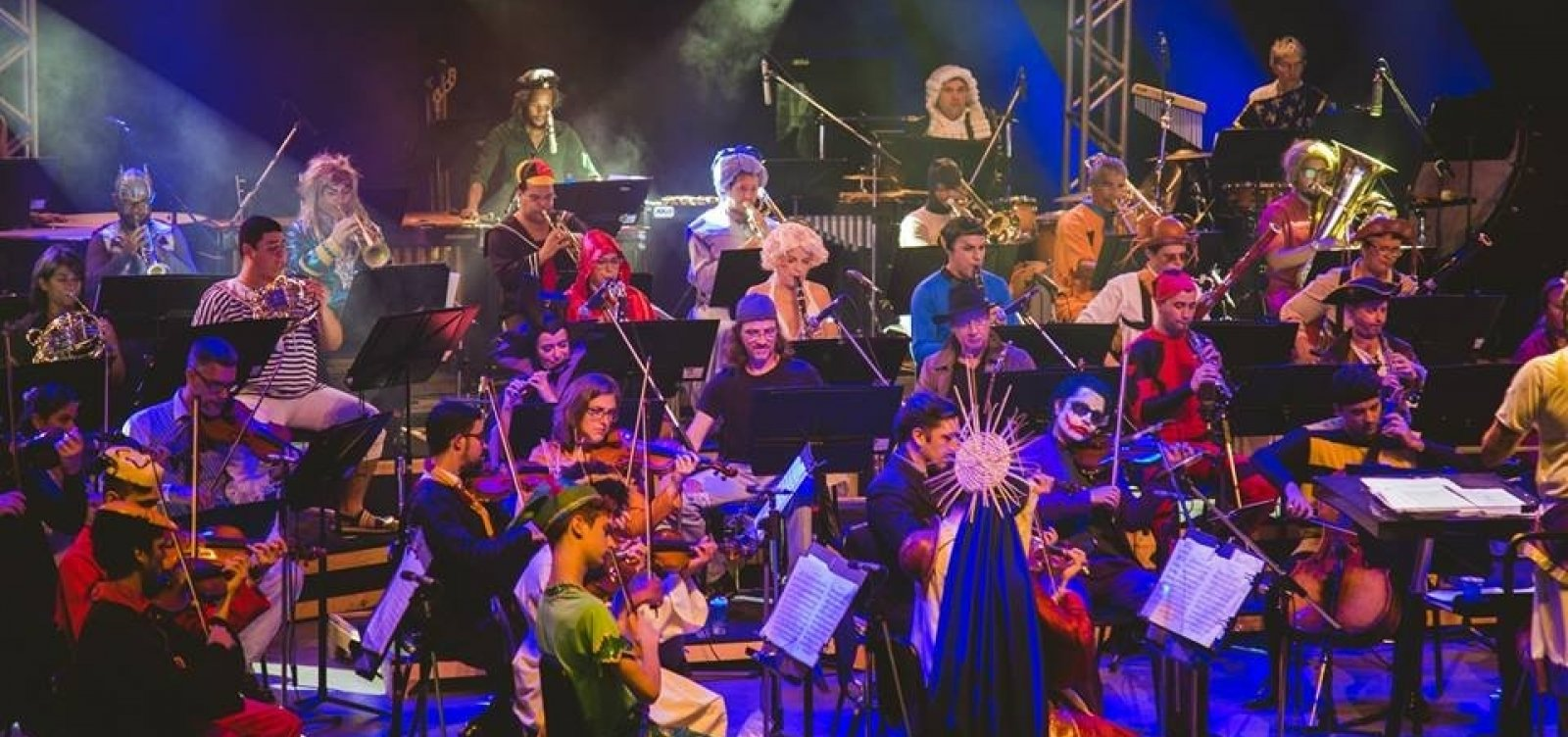 [Orquestra Sinfônica da Bahia realiza edição do CineConcerto no Dia das Crianças]