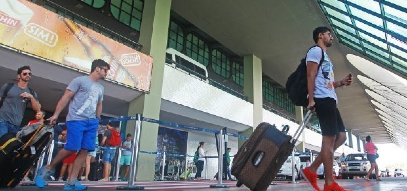 [Planalto quer aumentar limite para compras em viagem aos EUA]