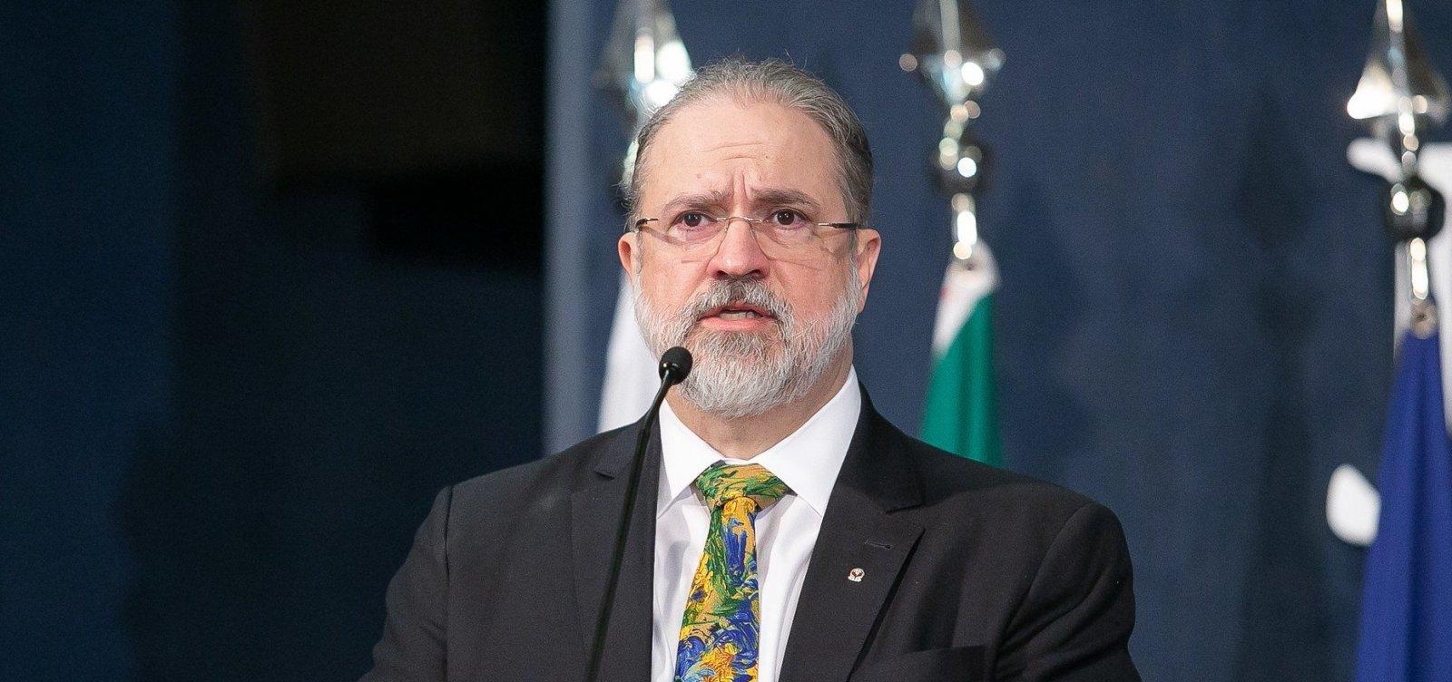 [Augusto Aras adia sessão que julgaria Deltan Dallagnol]