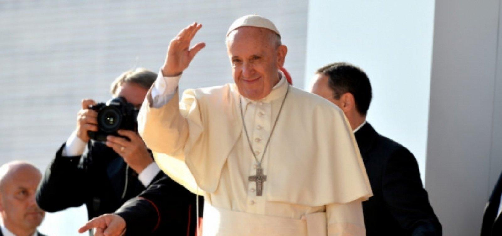 [Papa diz que Amazônia precisa do