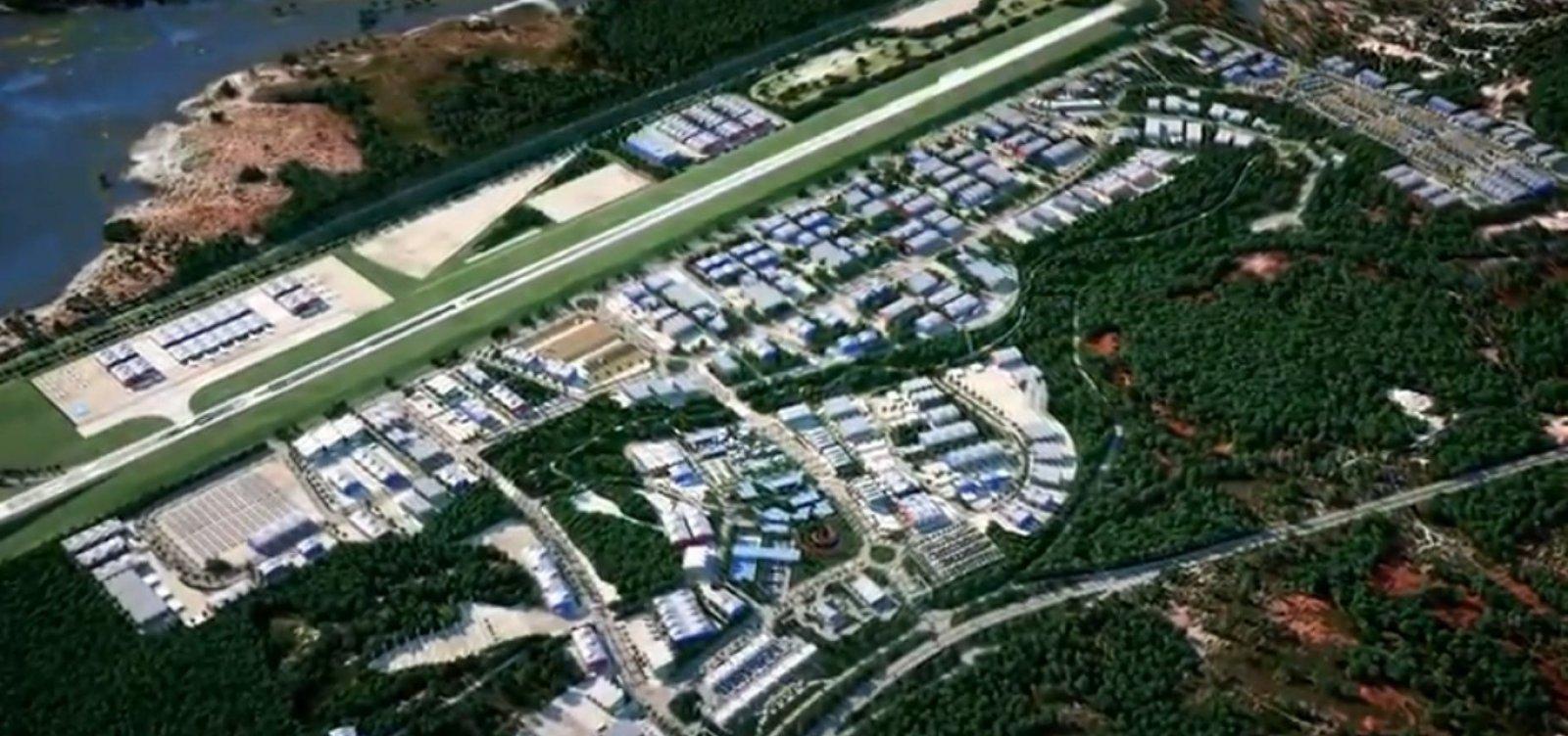 [Cimatec Park será inaugurado em novembro]