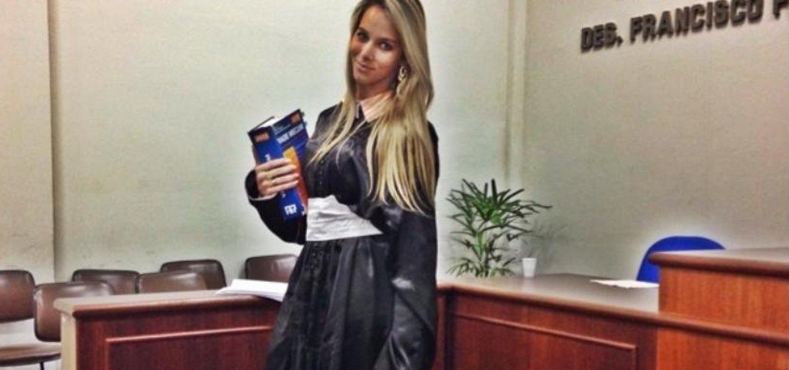[Itabuna: Advogada denuncia divulgação de fotos falsas de nudez; OAB repudia]