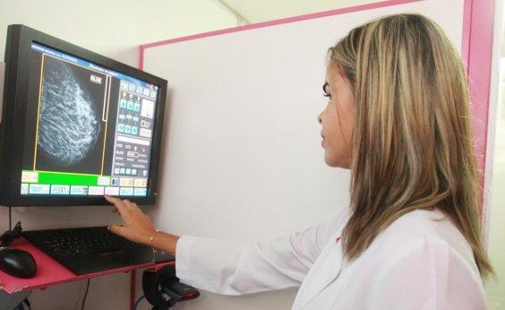 [Mortalidade por câncer de mama no Brasil fica abaixo da média mundial]