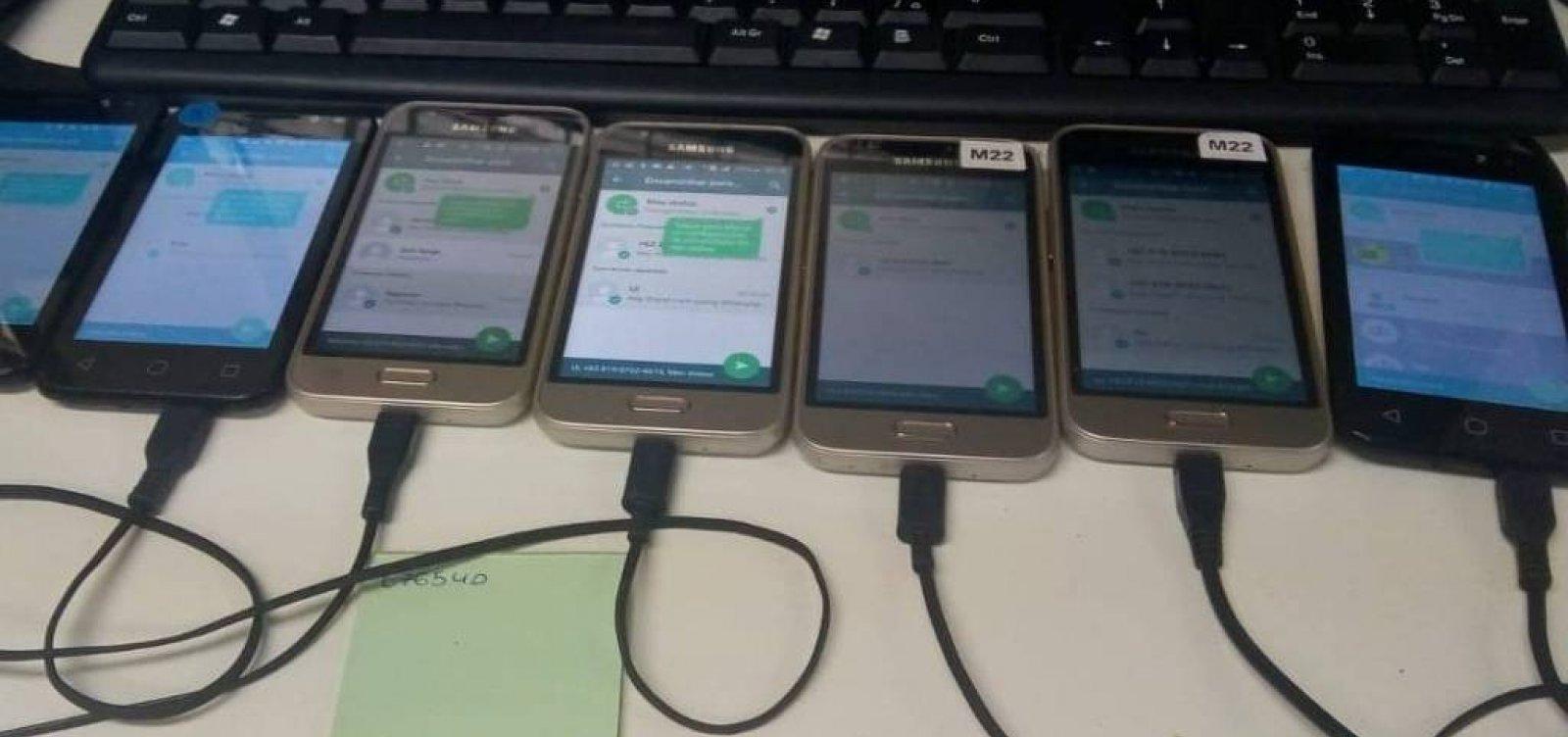 [WhatsApp admite envio massivo ilegal de mensagens nas eleições de 2018]