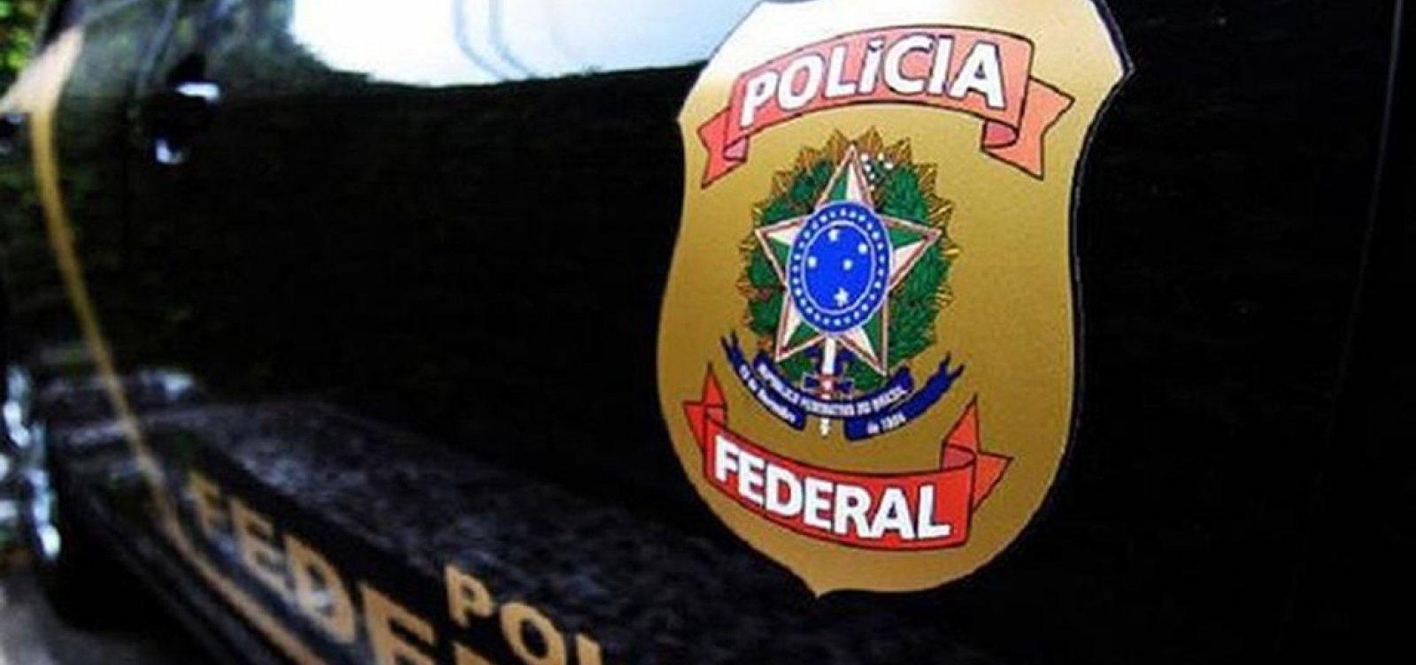 [Operação da PF na BA e SE mira fraudes contra o INSS]