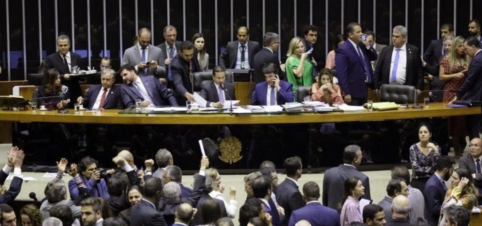[Congresso não conclui votação do remanejamento de R$ 3 bilhões do Orçamento]