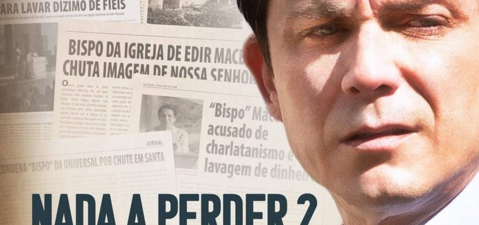 [Embaixada do Brasil em Buenos Aires faz propaganda para filme sobre Edir Macedo]