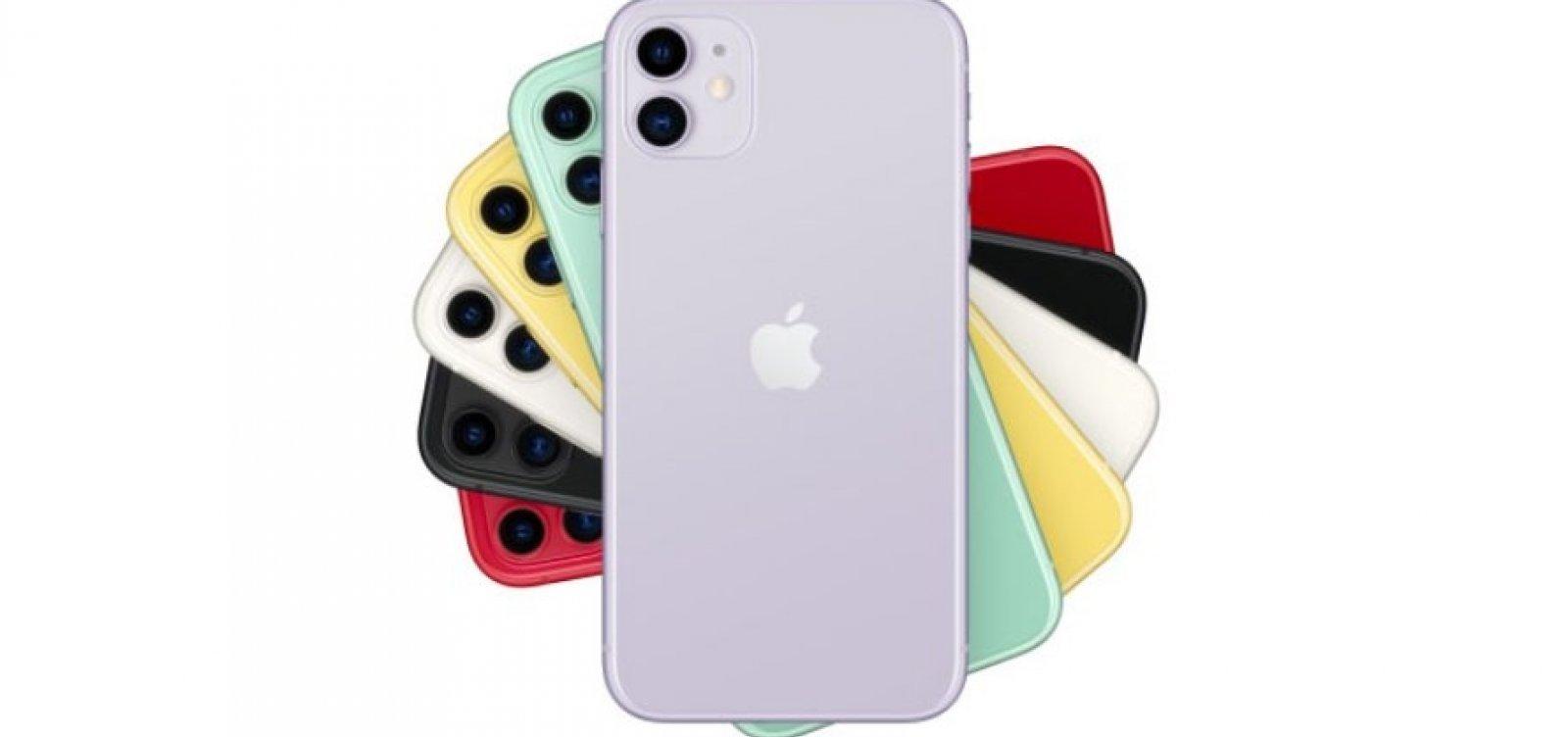 [iPhone 11 vai custar entre R$ 5 mil e R$ 9,6 mil no Brasil]