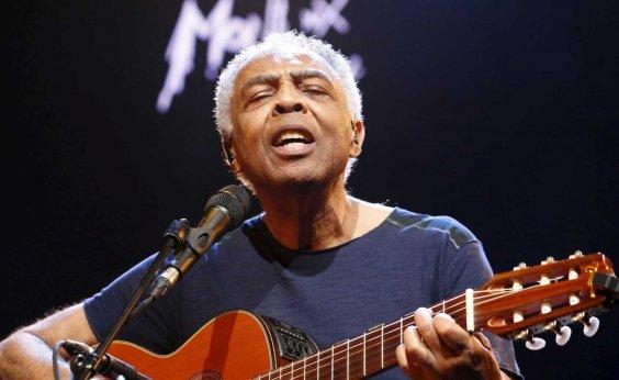 [Gilberto Gil faz show na Concha Acústica do TCA em dezembro]