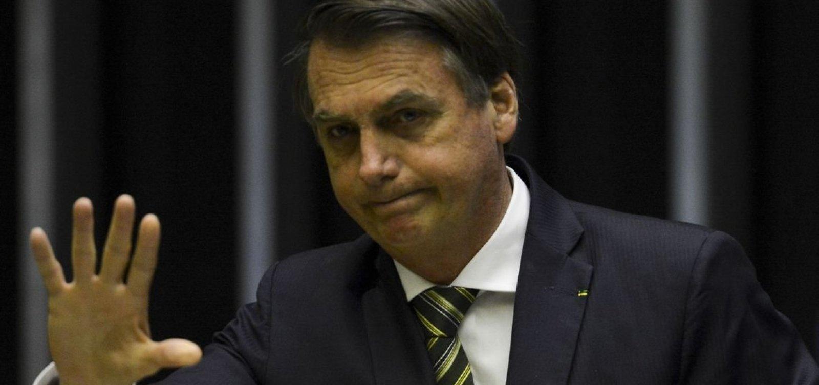 [Bolsonaro diz que não deixará o PSL 'de livre e espontânea vontade']
