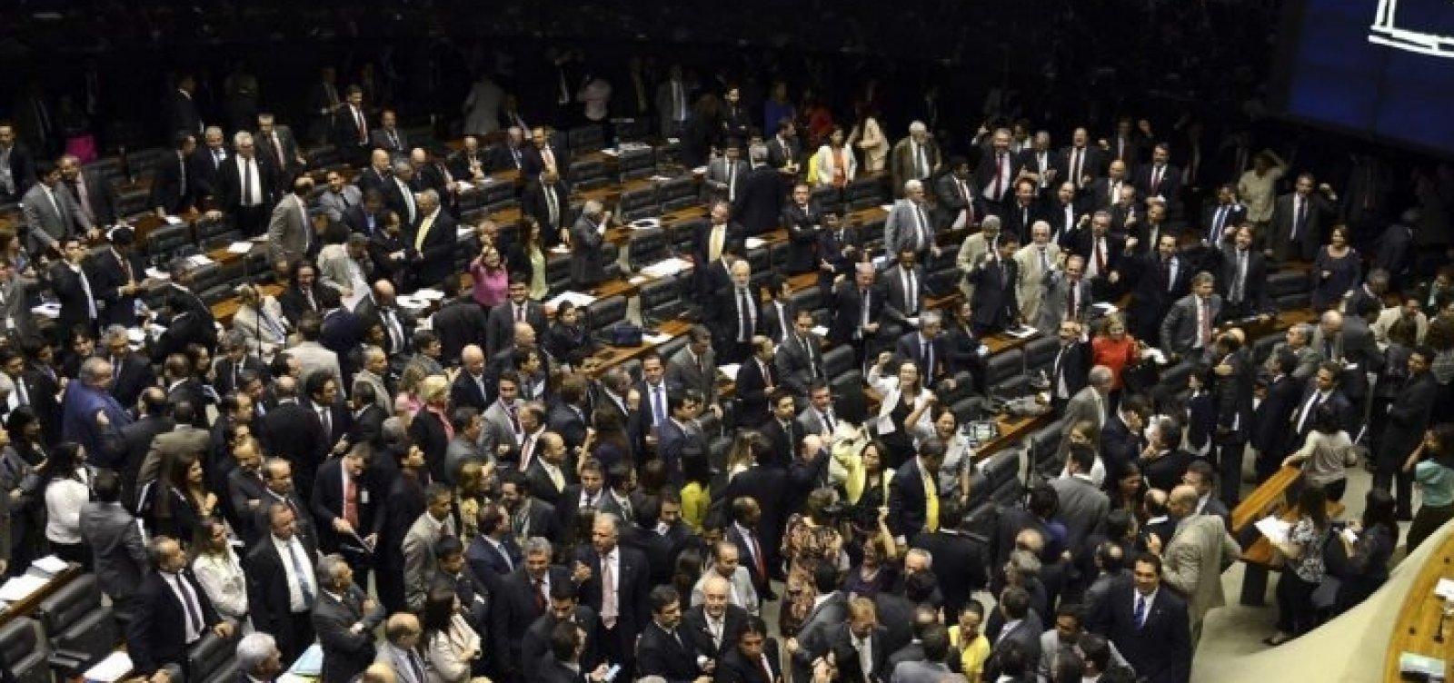 [Senado aprova liberação de R$ 3 bi para emendas parlamentares]