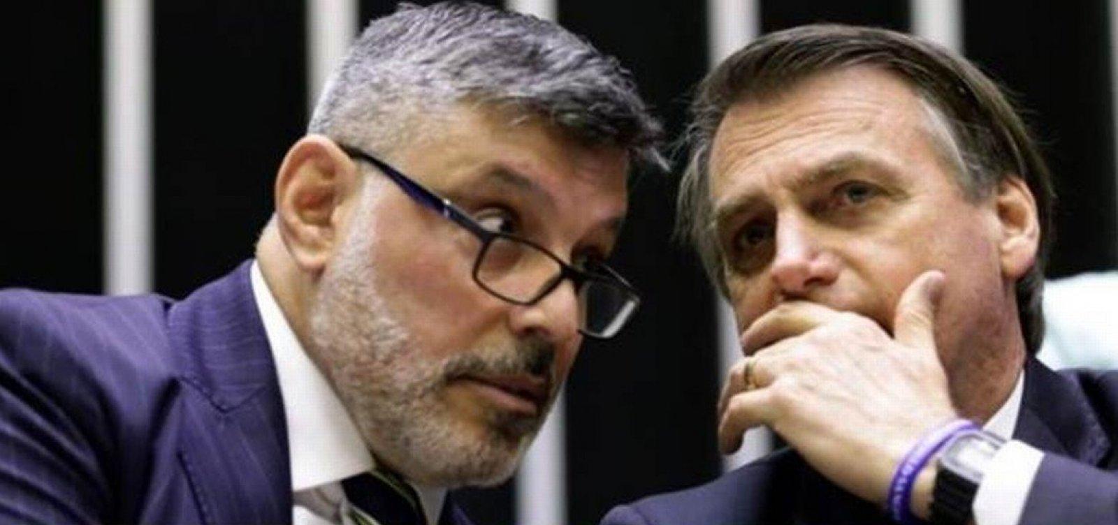 [Alexandre Frota divulga suposta conversa em que Bolsonaro critica Osmar Terra; ouça]