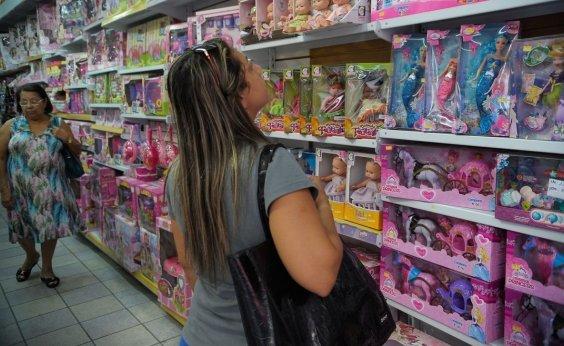 [Vendas do varejo caem -1,0% de julho para agosto na Bahia]