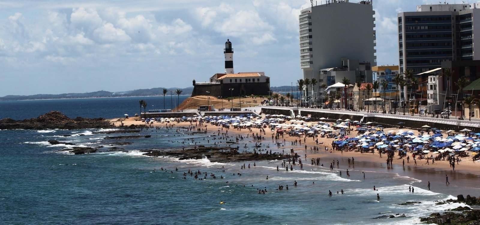[Turismo baiano é o que mais cresce no país, diz IBGE]