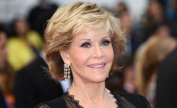 [Jane Fonda é detida enquanto protestava em Washington; veja vídeo]