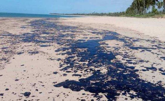 [Duas grandes manchas de óleo se aproximam da Bahia]