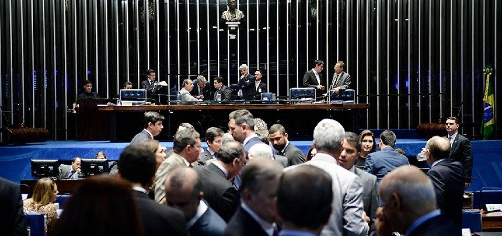 [Reforma tributária: Senadores querem colocar 'pé no freio' em proposta]