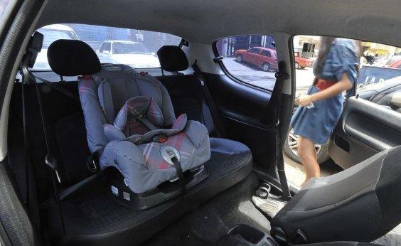[Acidentes de trânsito com menores geram 9,8 mil indenizações ]