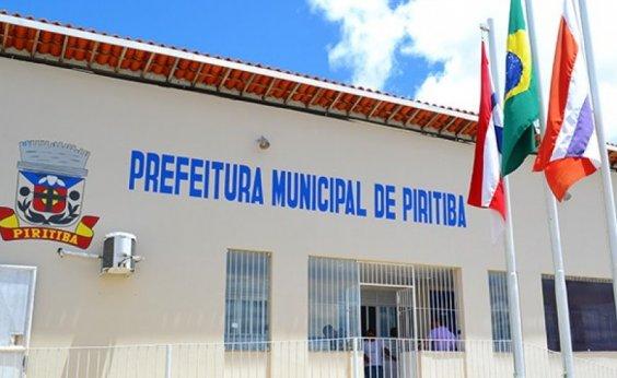 [TCM fará auditoria na prefeitura de Piritiba após suspeita de superfaturamento em contratos]
