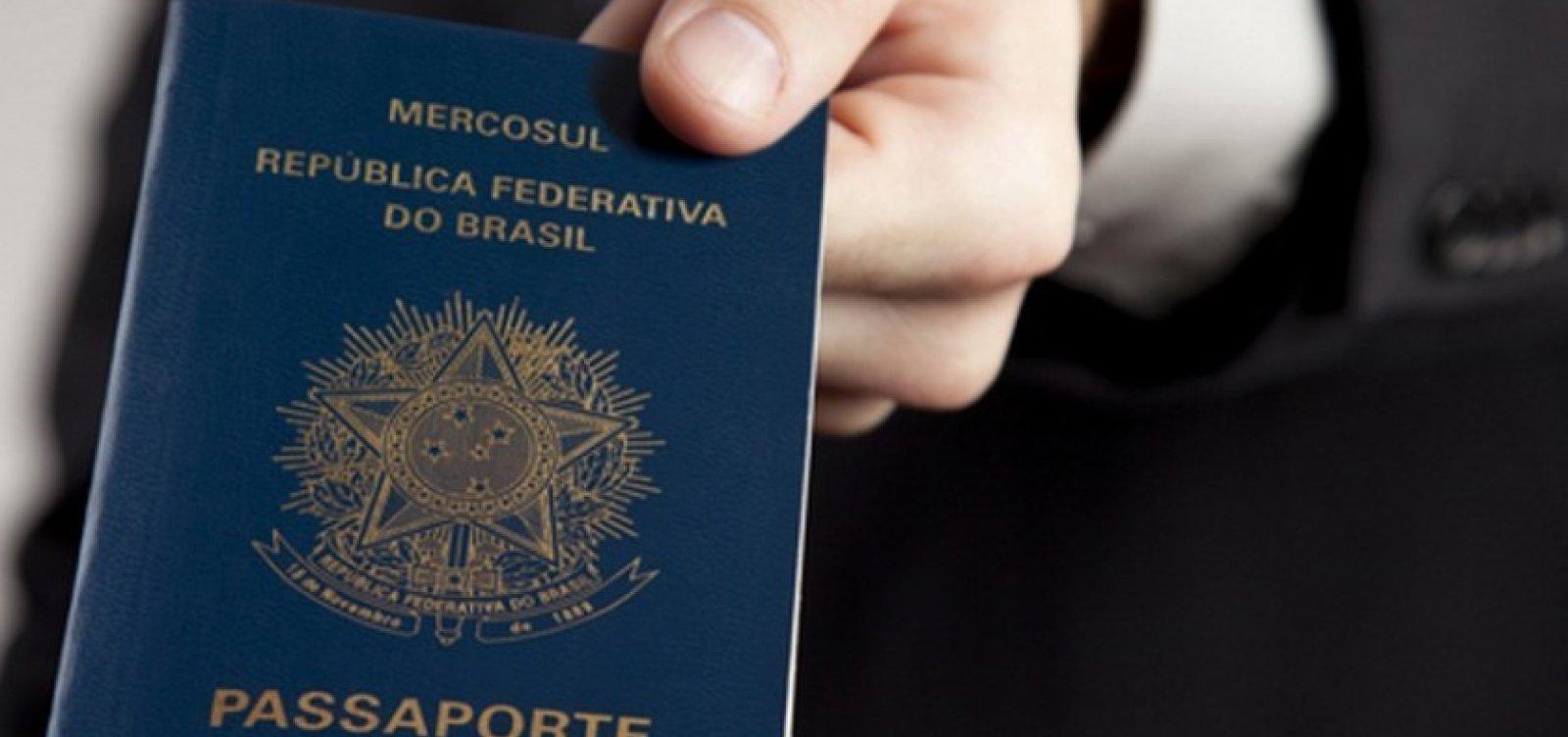 [PL que isenta estudantes pagarem pelo passaporte será votado em comissão no Senado]