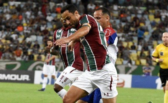 [Bahia desperdiça oportunidades e perde para o Fluminense no Maracanã]