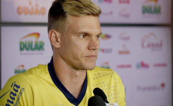[Douglas diz que falta de concentração foi crucial na derrota do Bahia para o Fluminense ]