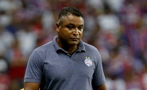 ['Tecnicamente nós estivemos abaixo', analisa Roger Machado após Bahia perder para o Fluminense]