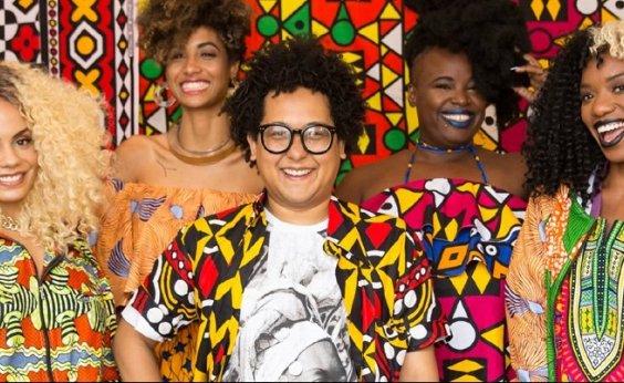 [Estilista baiano Isaac Silva faz estreia no SPFW com desfile