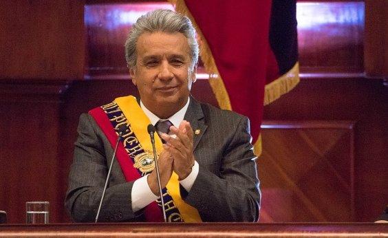 [Presidente do Equador cede e derruba alta dos combustíveis]
