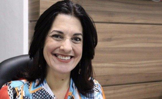 [ Rogéria Santos é nomeada novamente secretária de Políticas para Mulheres]