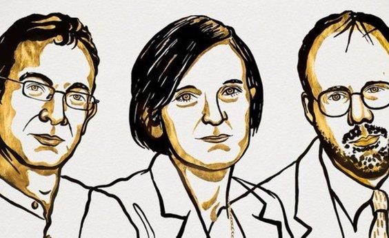 [Trio ganha Nobel de Economia por pesquisas em combate à pobreza]