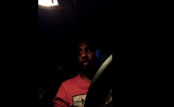 [Motorista de aplicativo relata injúria racial em corrida em Salvador; assista]