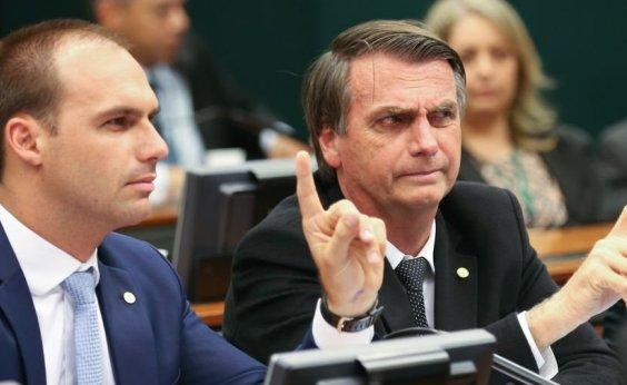 [Cúpula do PSL avalia liberar Bolsonaro e filhos caso abram mão de dinheiro do fundo partidário]