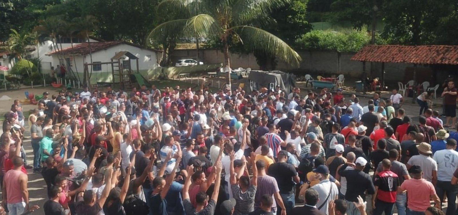 [Justiça nega pedido do MP para suspender atividades da Aspra]