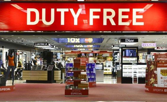 [Limite para compras em free shops de aeroportos passa a valer em 2020]
