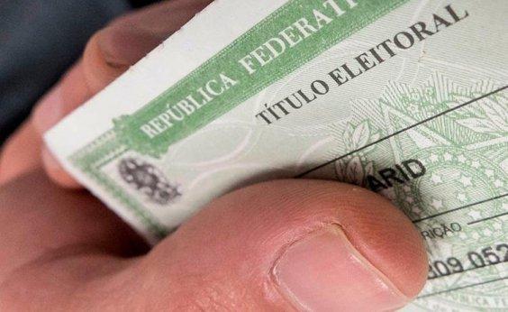 [Cerca de 12 mil eleitores podem ter títulos cancelados no estado]