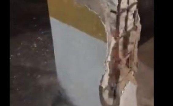 [Vídeo aponta más condições de prédio que caiu em Fortaleza; veja]